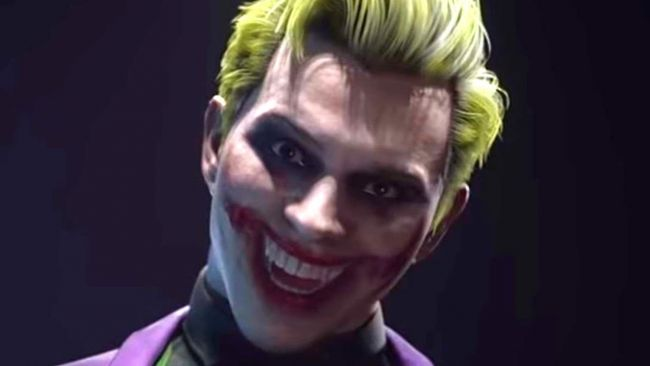 Jokers design ändras i Mortal Kombat 11
