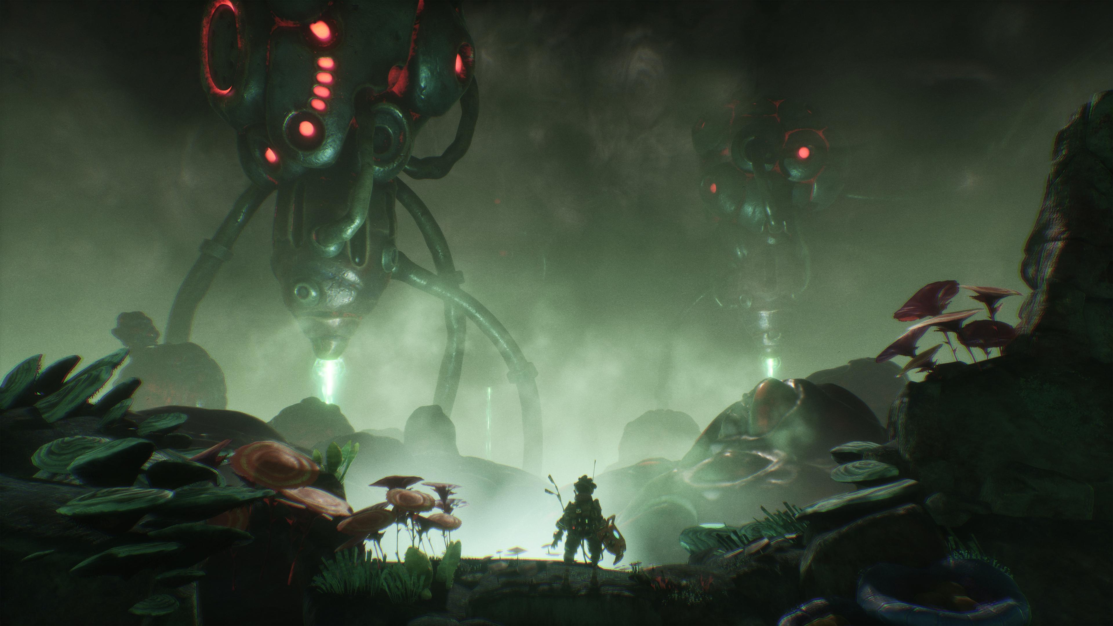 Thunderful: The Gunk släpps endast till PC och Xbox