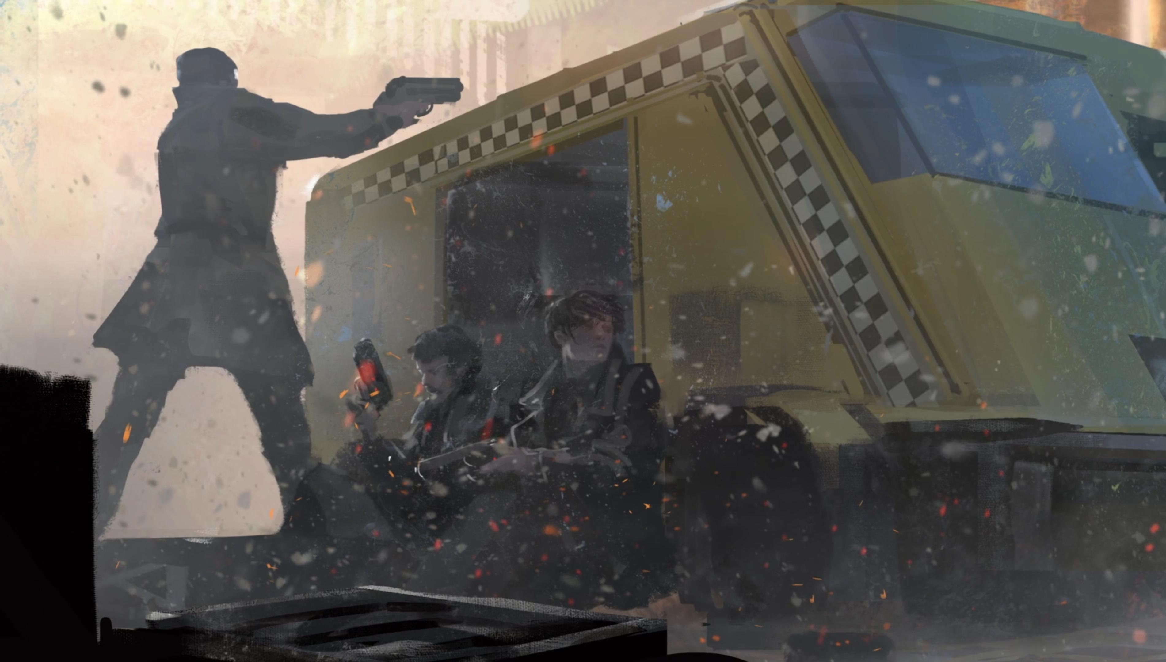 Blade Runner-rollspel utannonserat till nästa år
