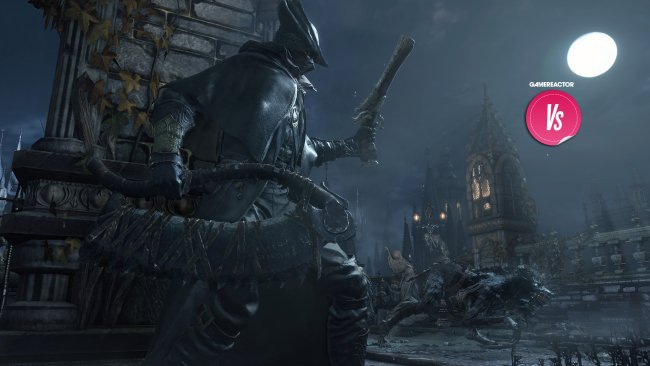 (Vs) Dark Souls 3 vs Bloodborne