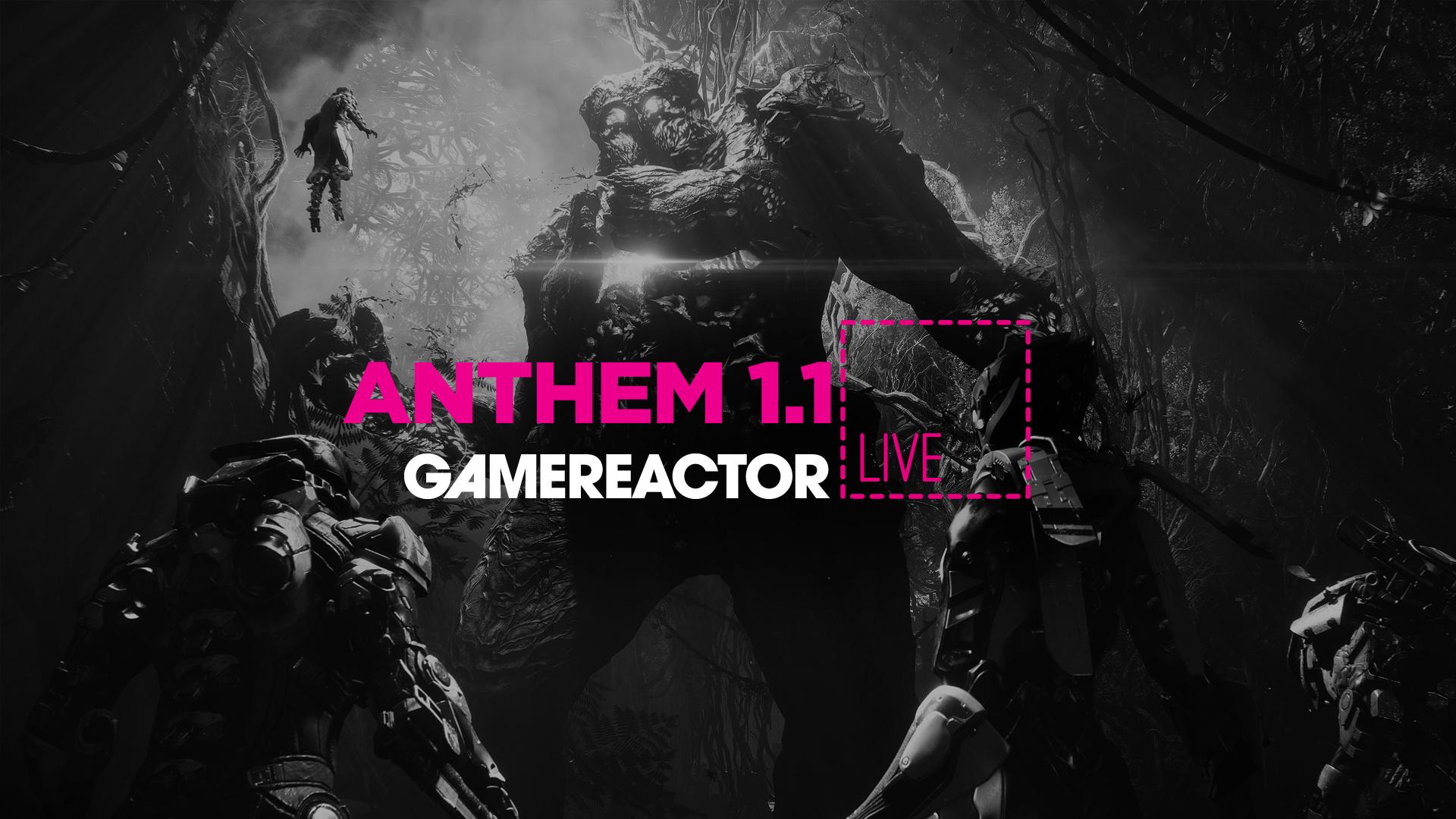 e0c343852fd1 Gamereactor Live: Dags att kolla vad som hänt i Anthem