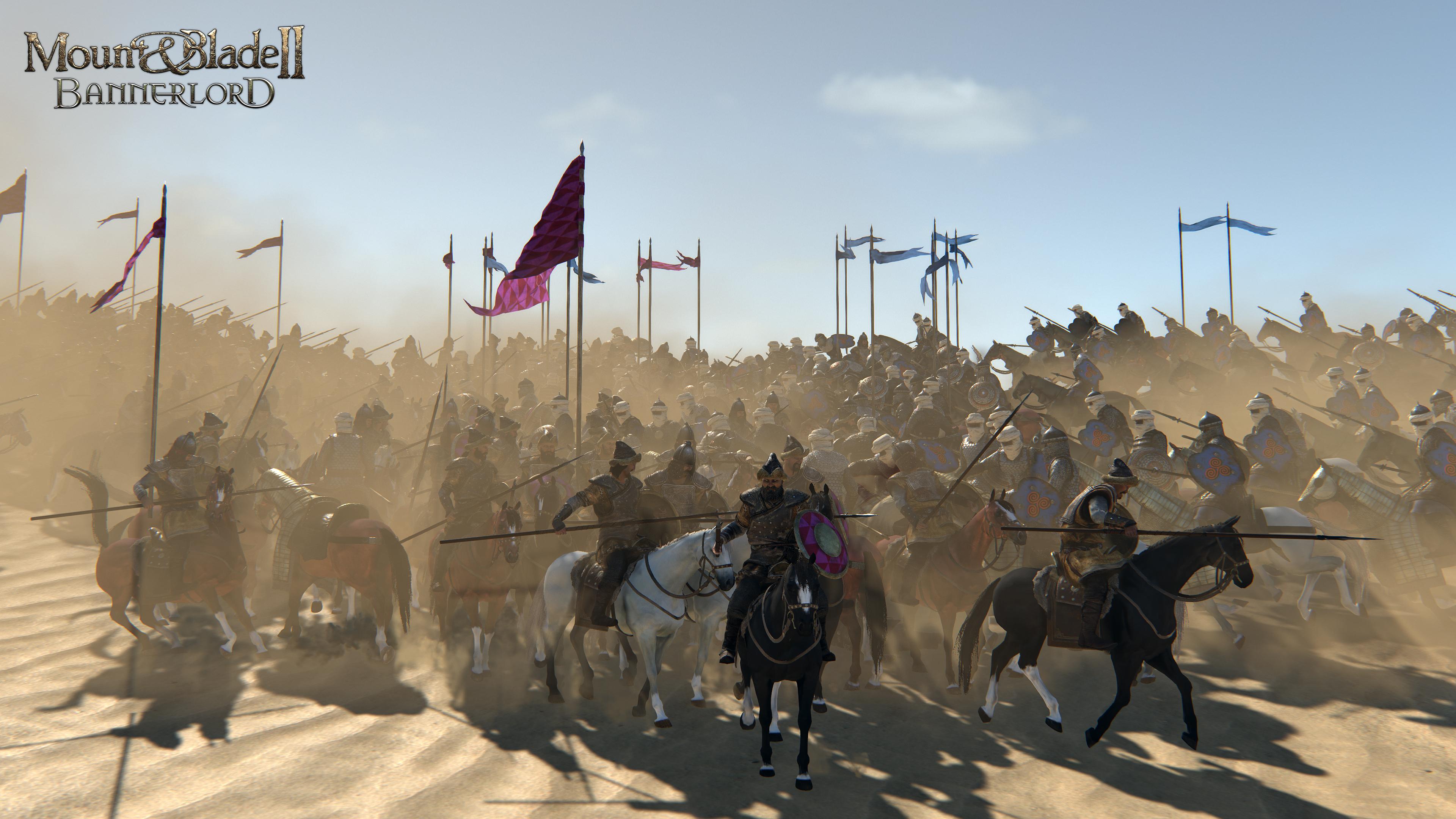 Mount & Blade II: Bannerlord släpps som Early Access-spel i mars