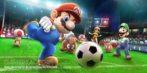 Mario Sports Superstars