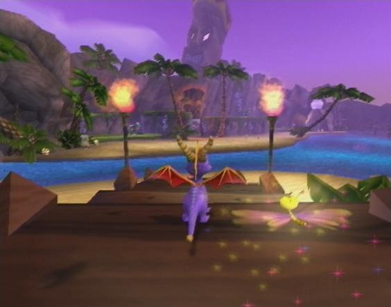 Spyro: Enter the Dragonfly