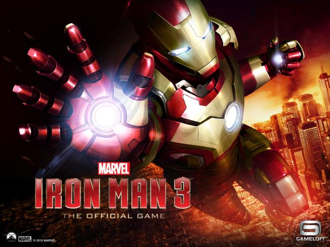 iron man 3 spiele