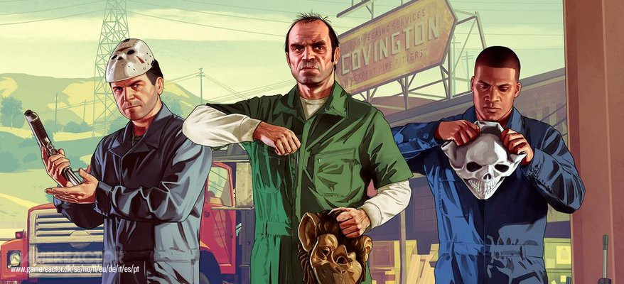Rockstar has sold more than 100 million GTA-V models – Grand Theft