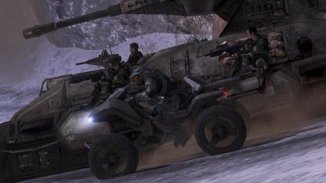 Halo 3 multiplayer-skiva - Halo 3: ODST - Gamereactor