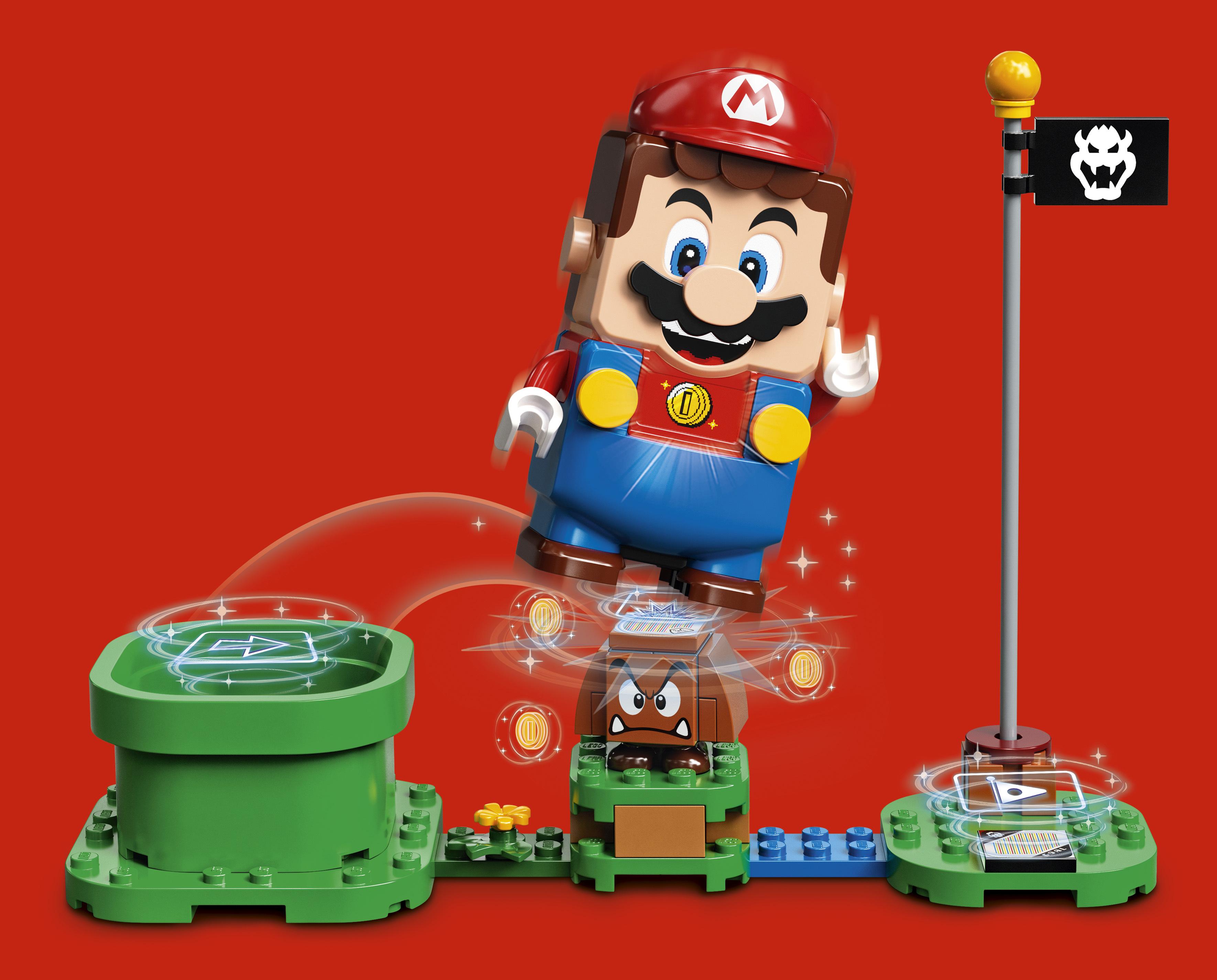 Lego Super Mario släpps i augusti