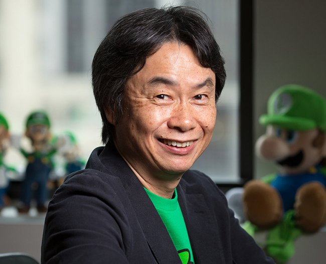 Shigeru Miyamoto + The Roots lirar Super Mario-musik