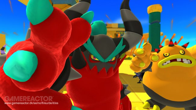 Sonic Lost World