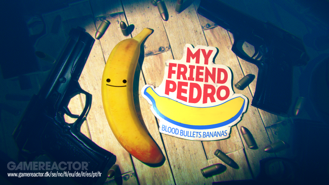 5 snabba: My Friend Pedro