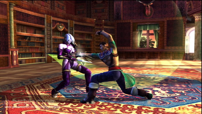 Soul Calibur II HD Online