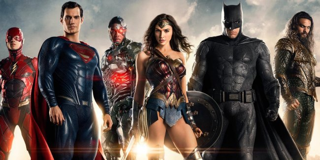 Kolla in trailers för både Wonder Woman och Justice League