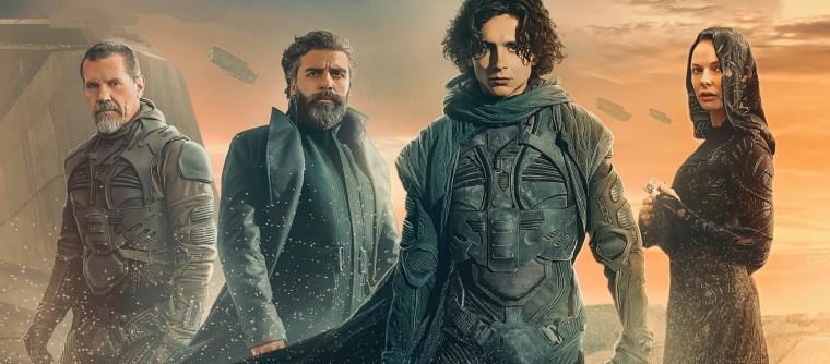 Osäkert om Dune får HBO Max-premiär