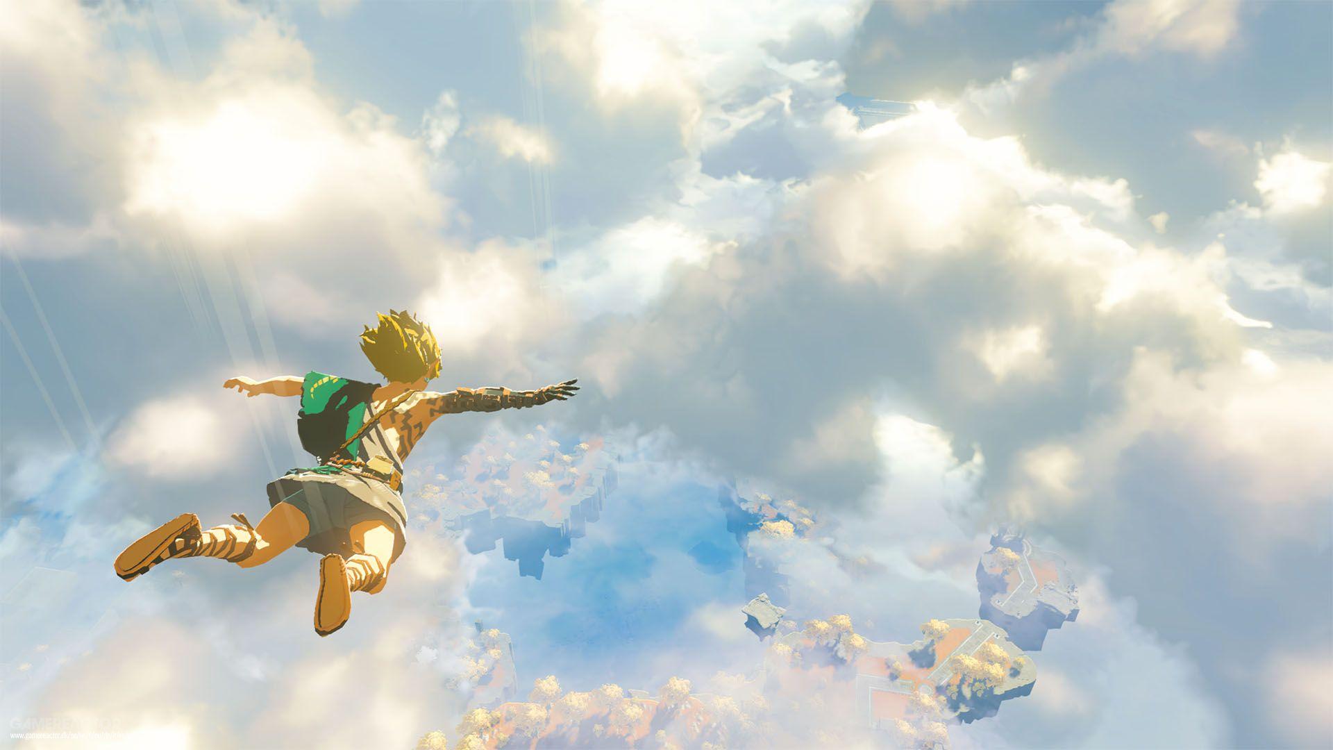 Zelda: Breath of the Wild II kommer inte vara slutgiltiga titeln