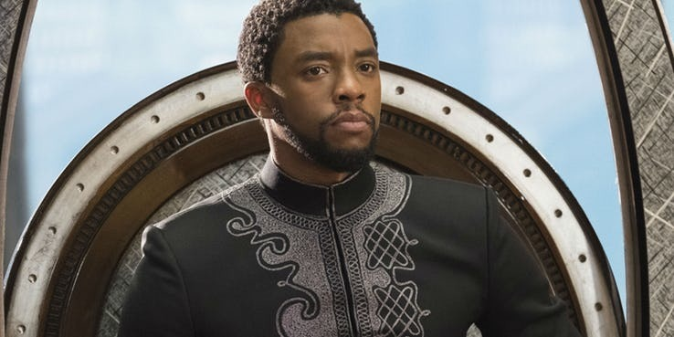 Disney kommer inte återskapa Chadwick Boseman i Black Panther 2