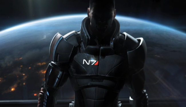 Animerad Mass Effect-film p� v�g