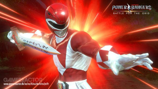 Power Rangers: Battle for the Grid har utannonserats