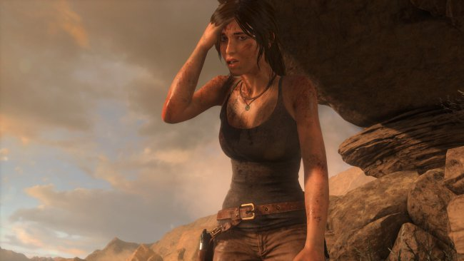 Ny patch till Rise of the Tomb Raider ute nu