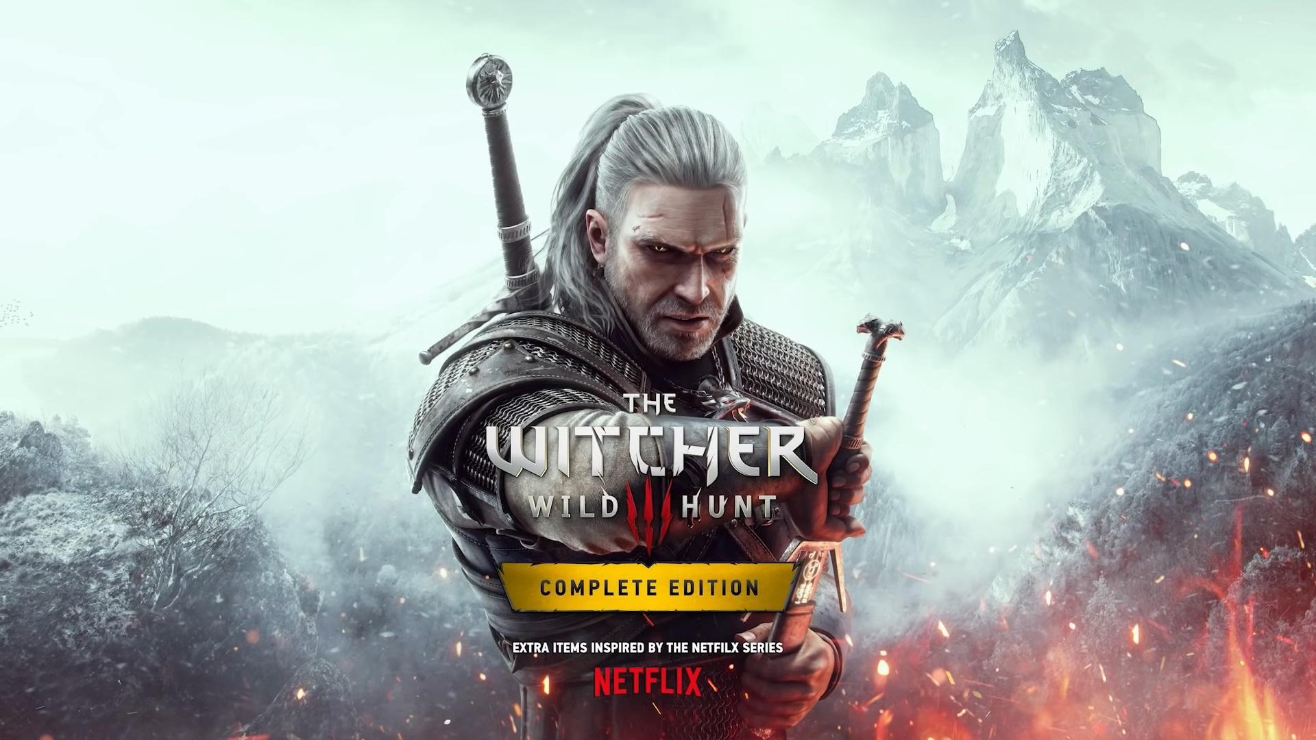 The Witcher 3 släpps till PS5 och Xbox Series S/X under våren