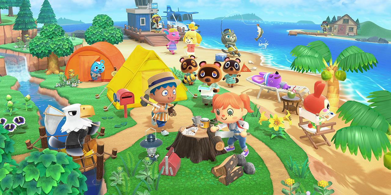 5 snabba: Animal Crossing: New Horizons