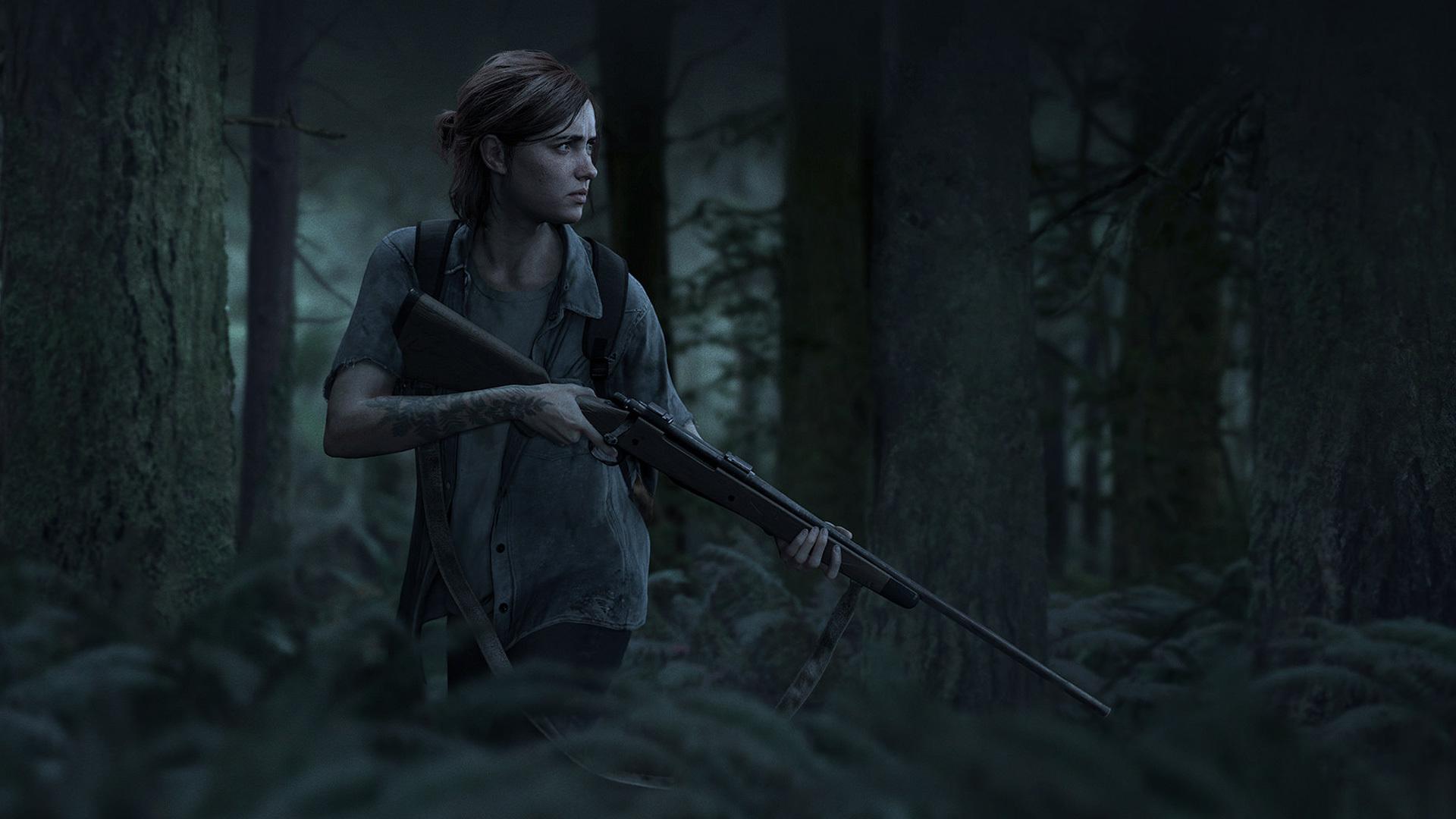 Kolla in gameplay från The Last of Us: Part II