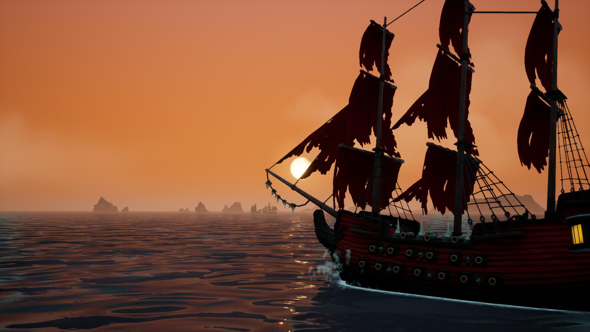 King of Seas-demo ute nu till Switch och Xbox One