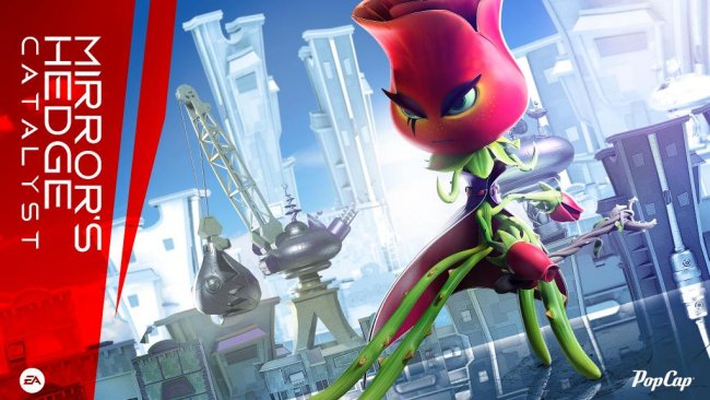 Spana in kartorna i Plants vs Zombies: Garden Warfare 2