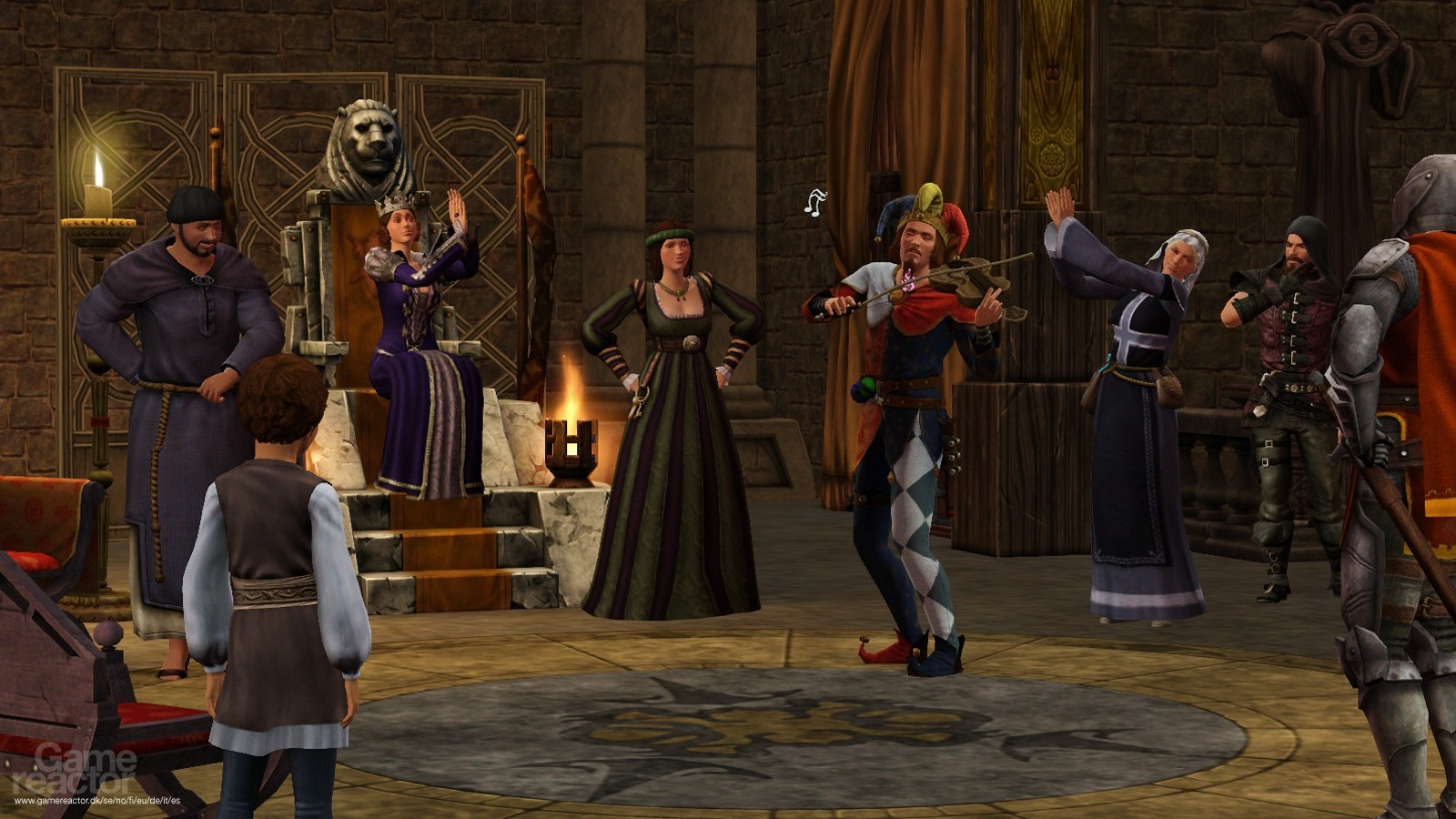 Sims Medieval Скачать Torrent