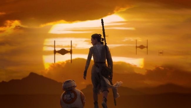 Ny Star Wars-film kan presenteras i januari
