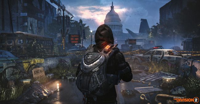 Kommer The Division 2 till Xbox Game Pass?