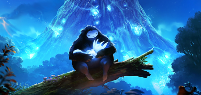 Ori and the Blind Forest flyter perfekt till Switch