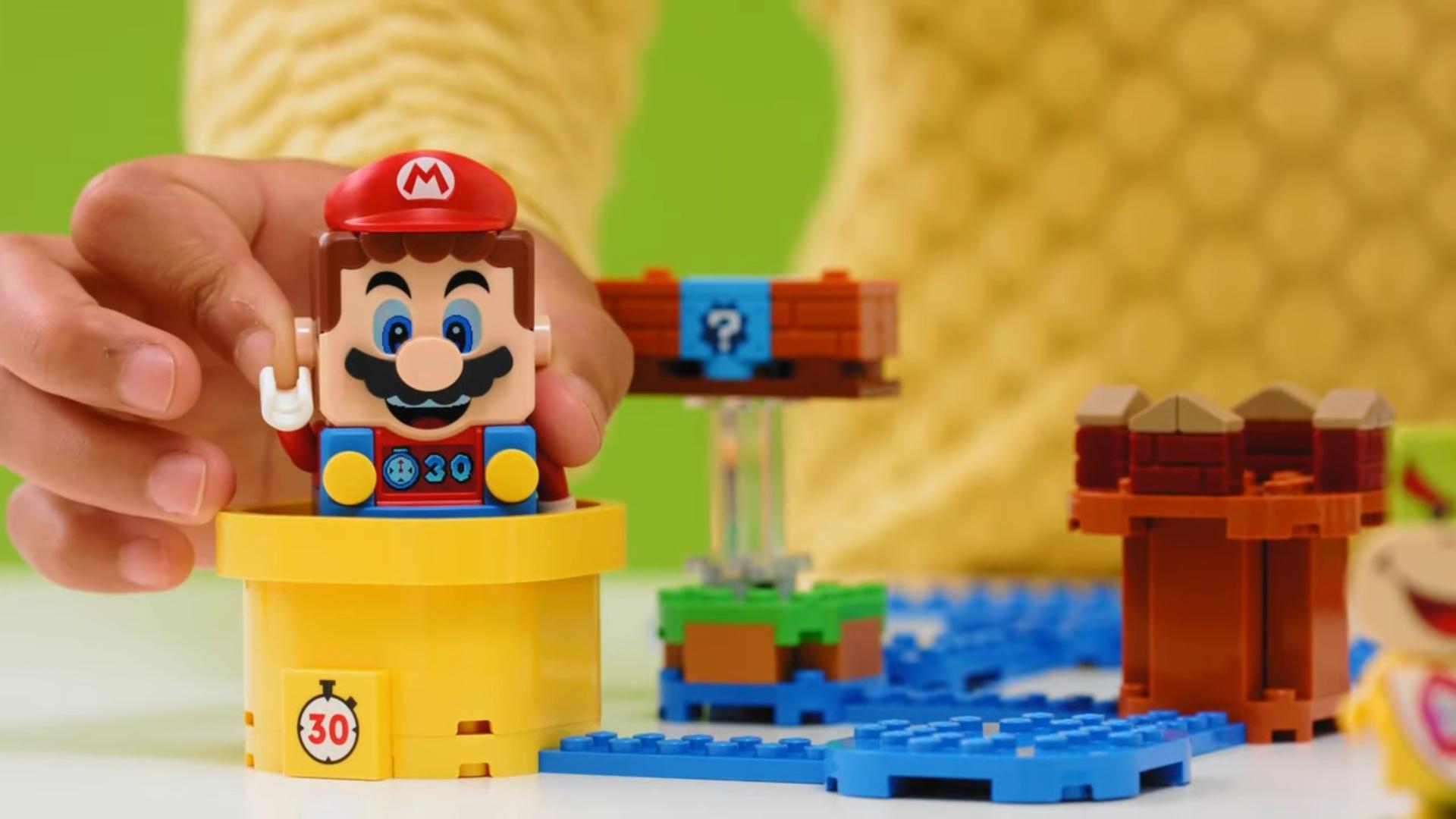 Nya Lego Super Mario-set utannonserade