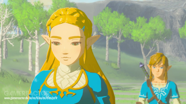 All dialog till Zelda: Breath of the Wild II tycks vara färdig