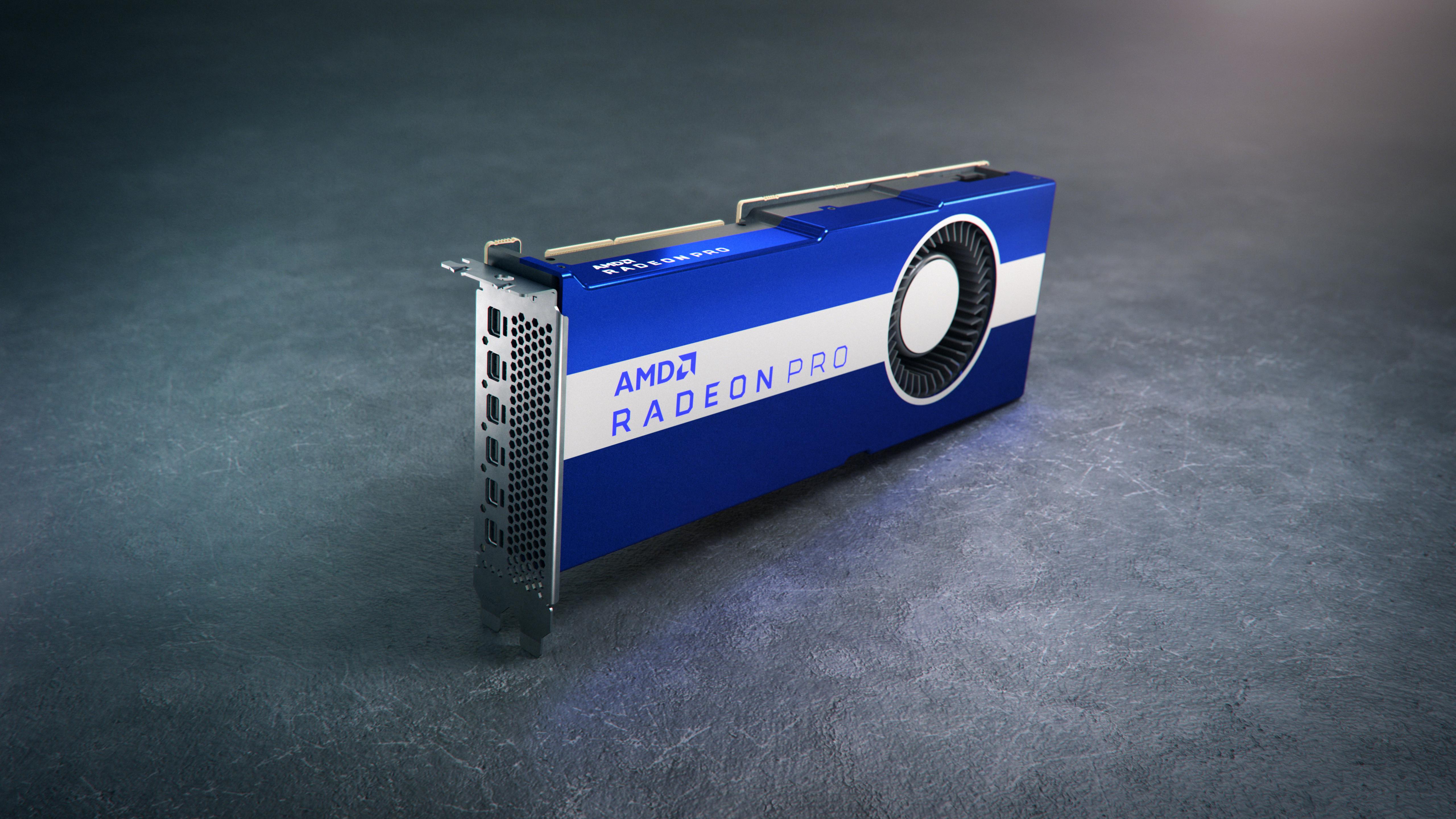 AMD Radeon Pro VII - AMD:s försök att klå Nvidia