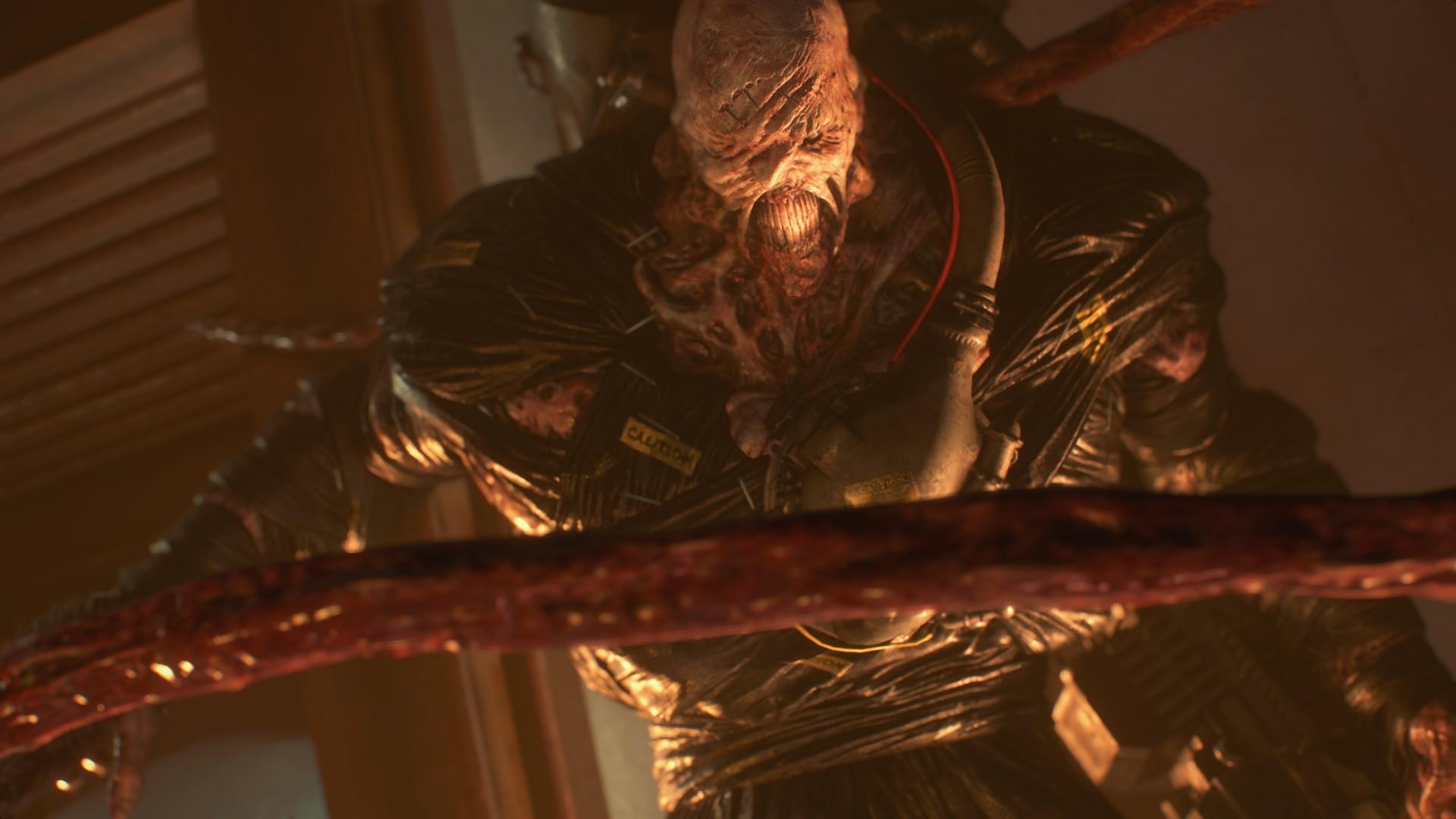 Resident Evil 3 Remake får ett demo