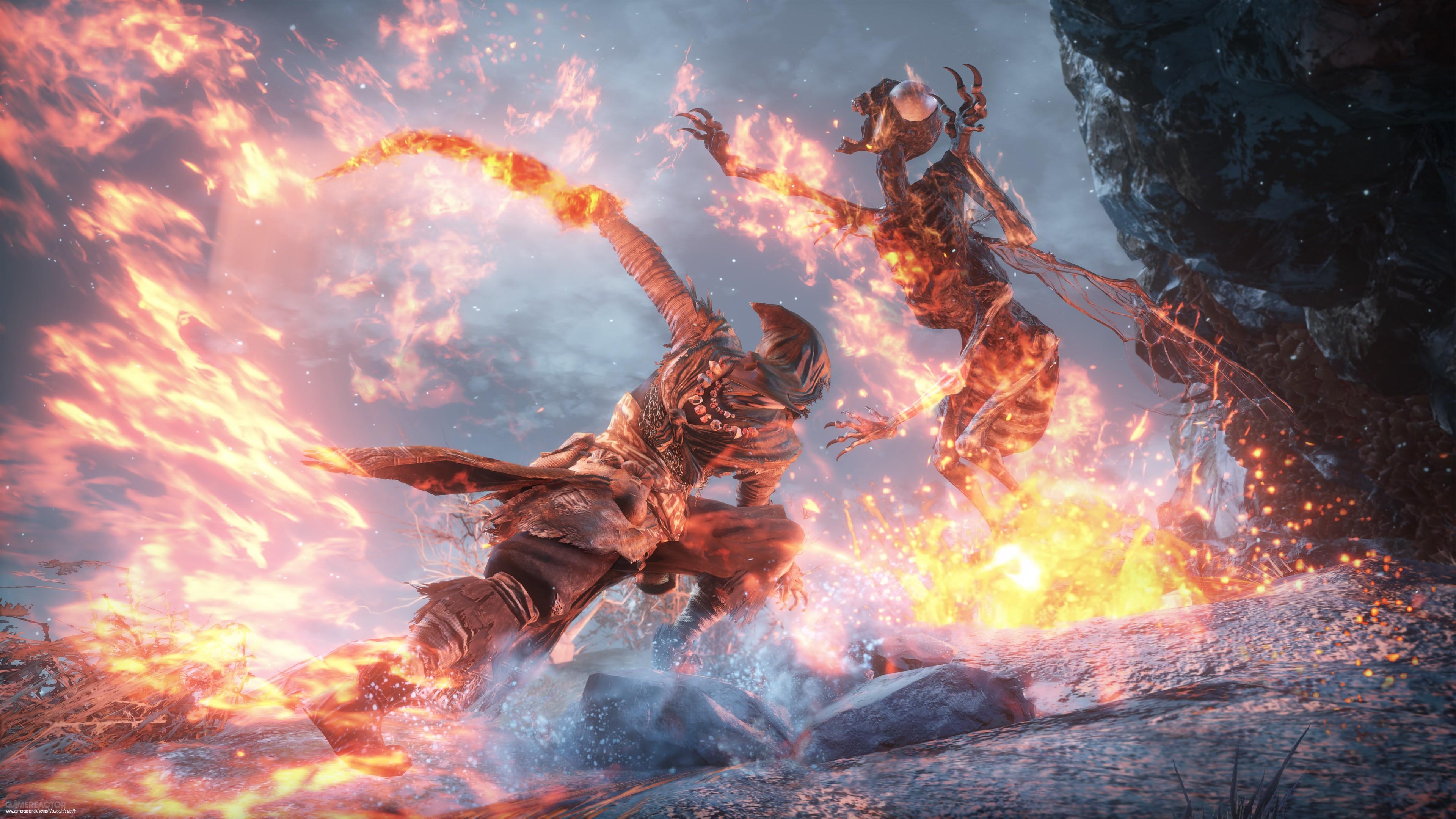 Youtubare spelar Dark Souls med Ring Fit-utrustning