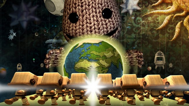 Media Molecule har inga planer på Little Big Planet 4