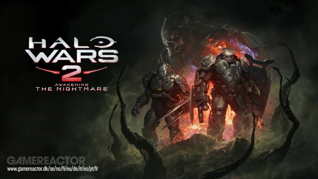 Halo Wars 2: Awakening the Nightmare släpps sent i september