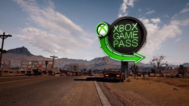 Sony tog Microsofts Xbox Game Pass-slogan