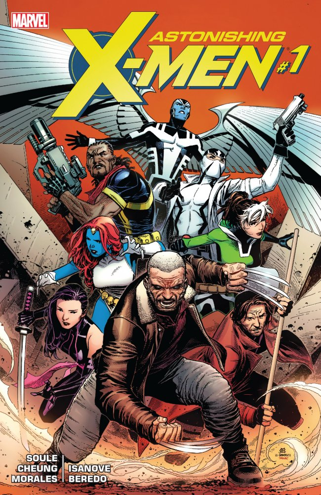Mutanterna slår tillbaka i nya Astonishing X-Men
