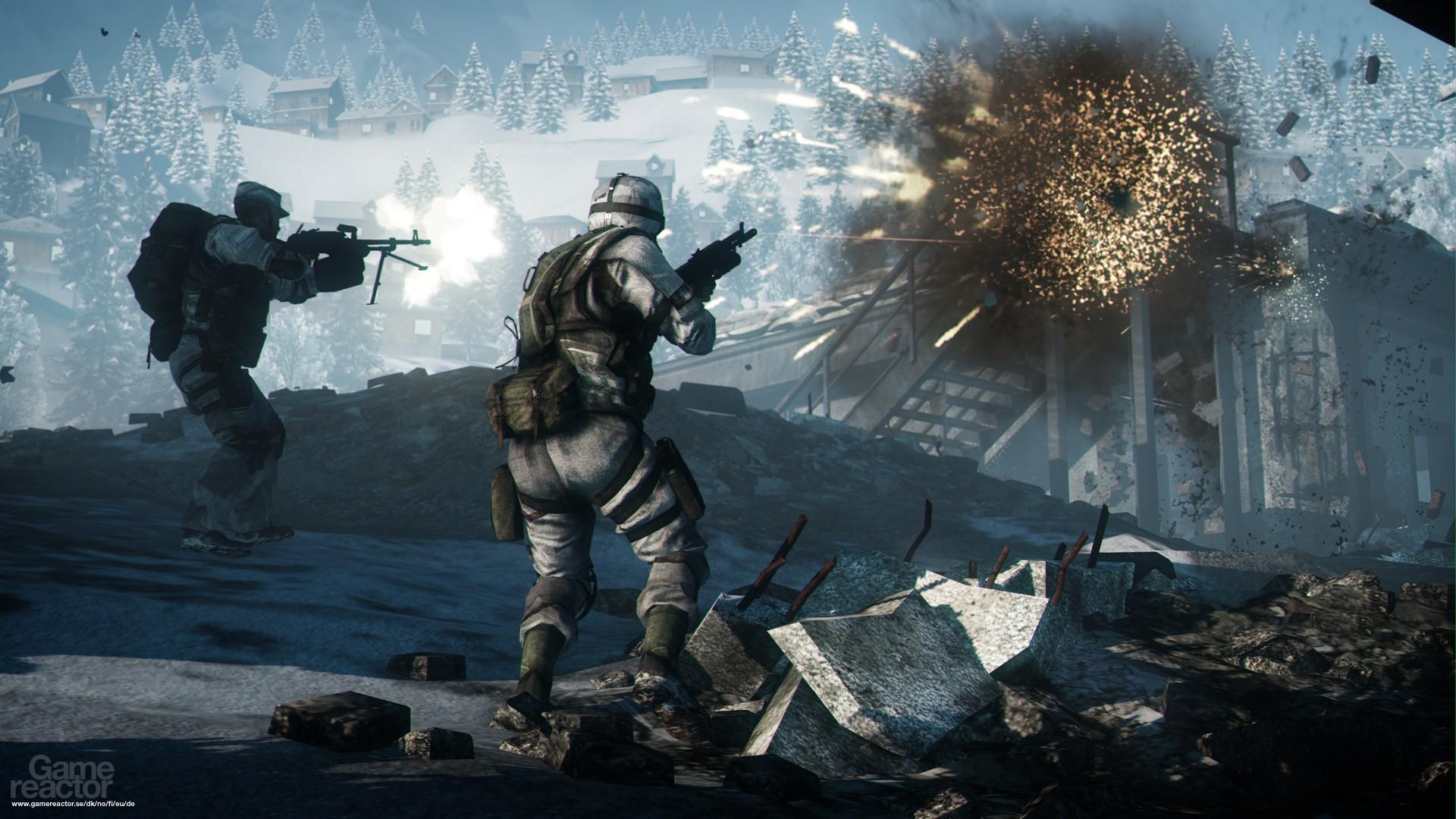 Rykte: Battlefield: Bad Company-remaster var under utveckling men skrotades