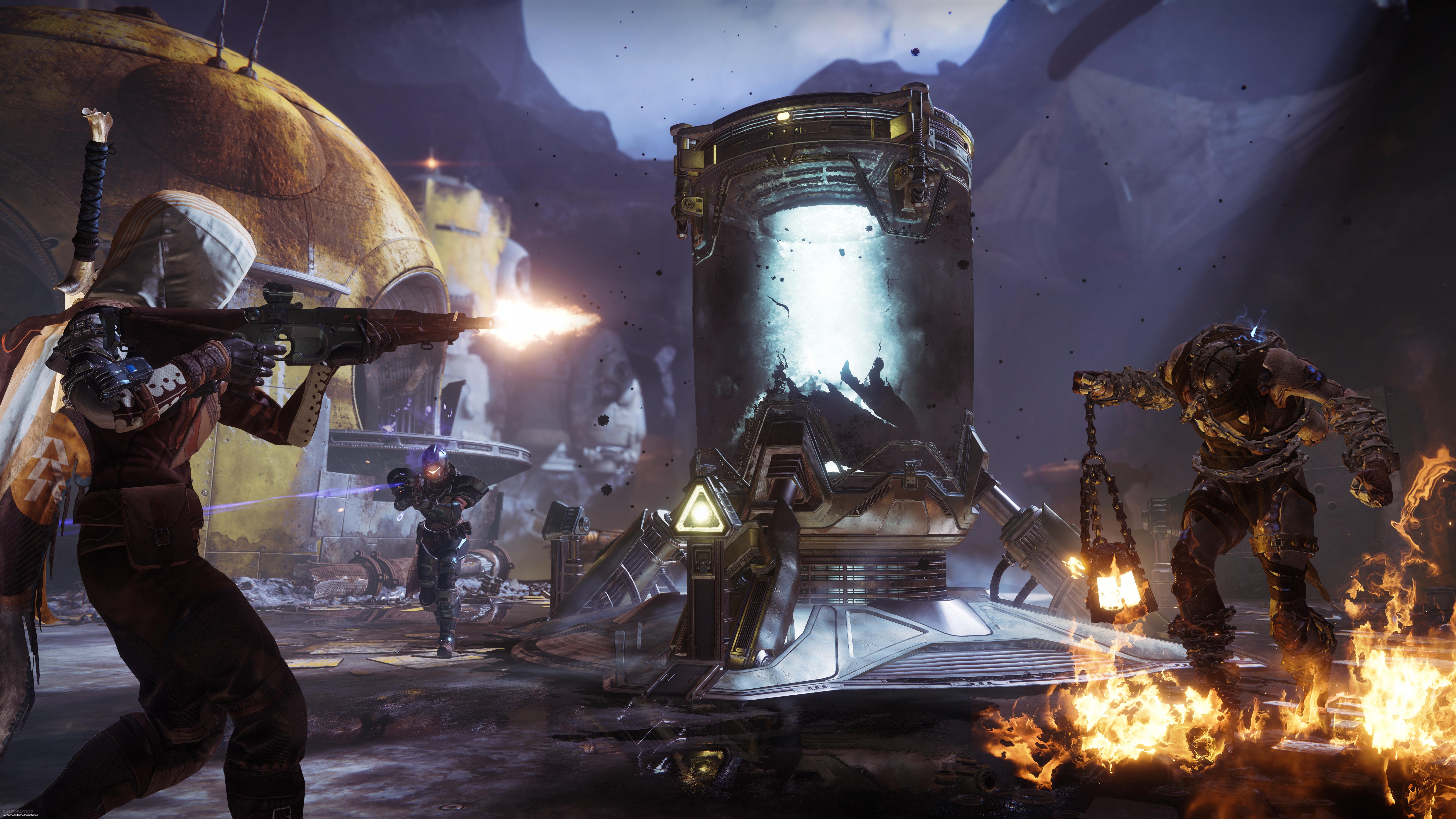 Fireteam Chat Ep 177 Destiny 2 PreForsaken Hype IGNs Destiny Show
