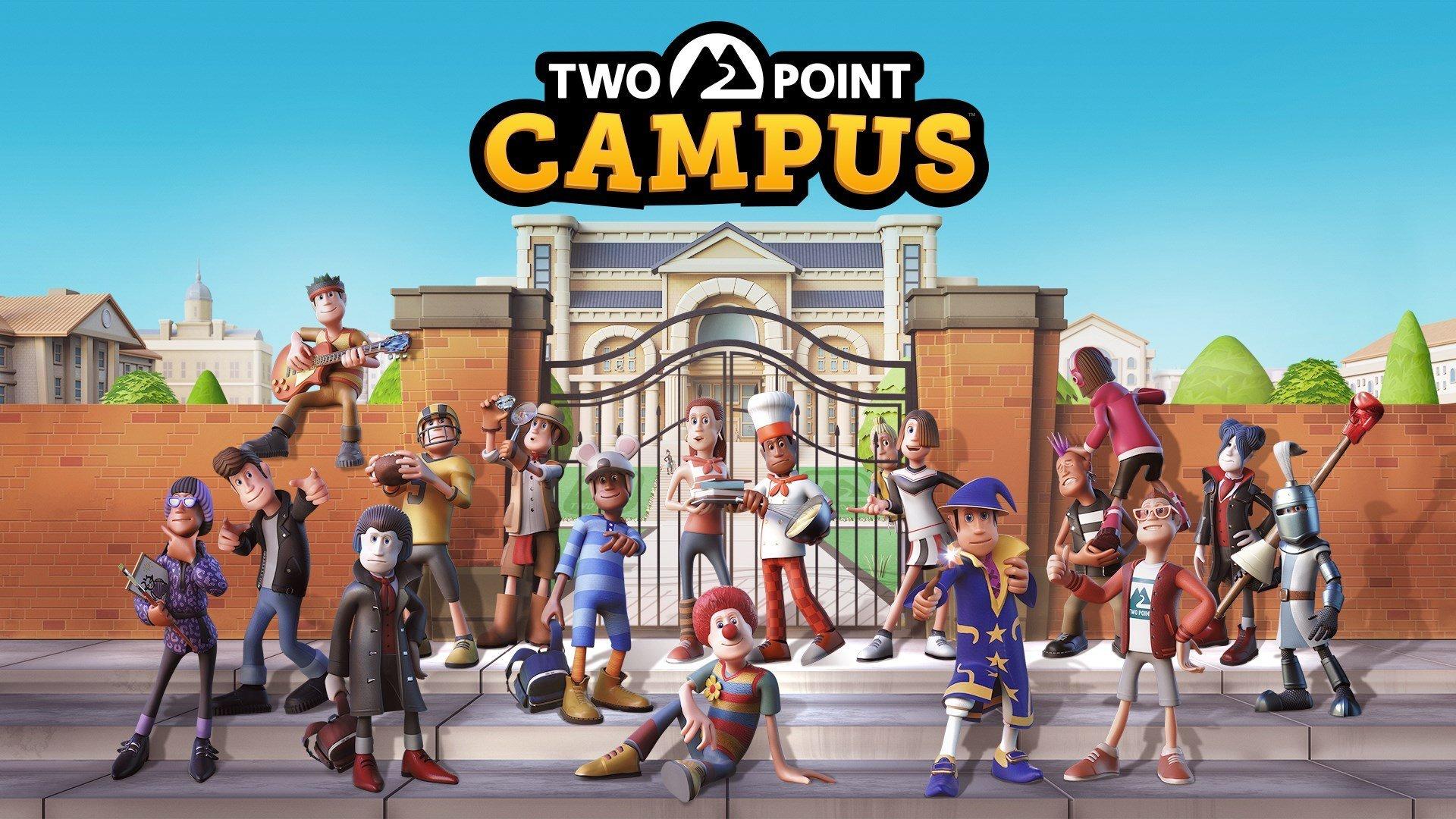 Ny Two Point Studios-titel avslöjad via Microsoft Store