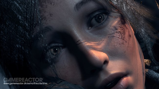 Kolla in Rise of the Tomb Raider-gameplay på PS4 Pro
