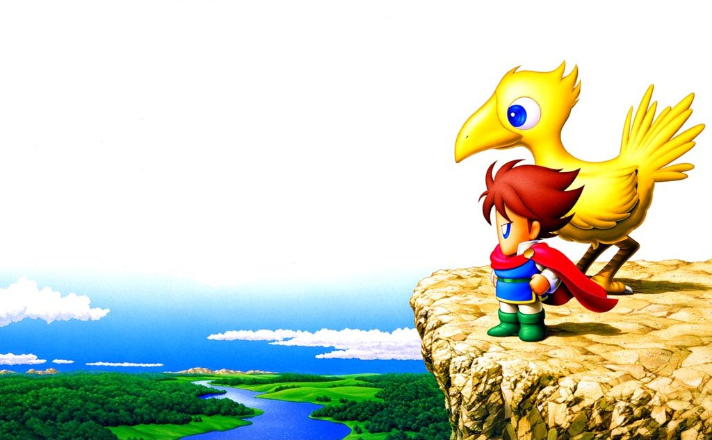 Yoshinori Kitase vill göra en remake på Final Fantasy V