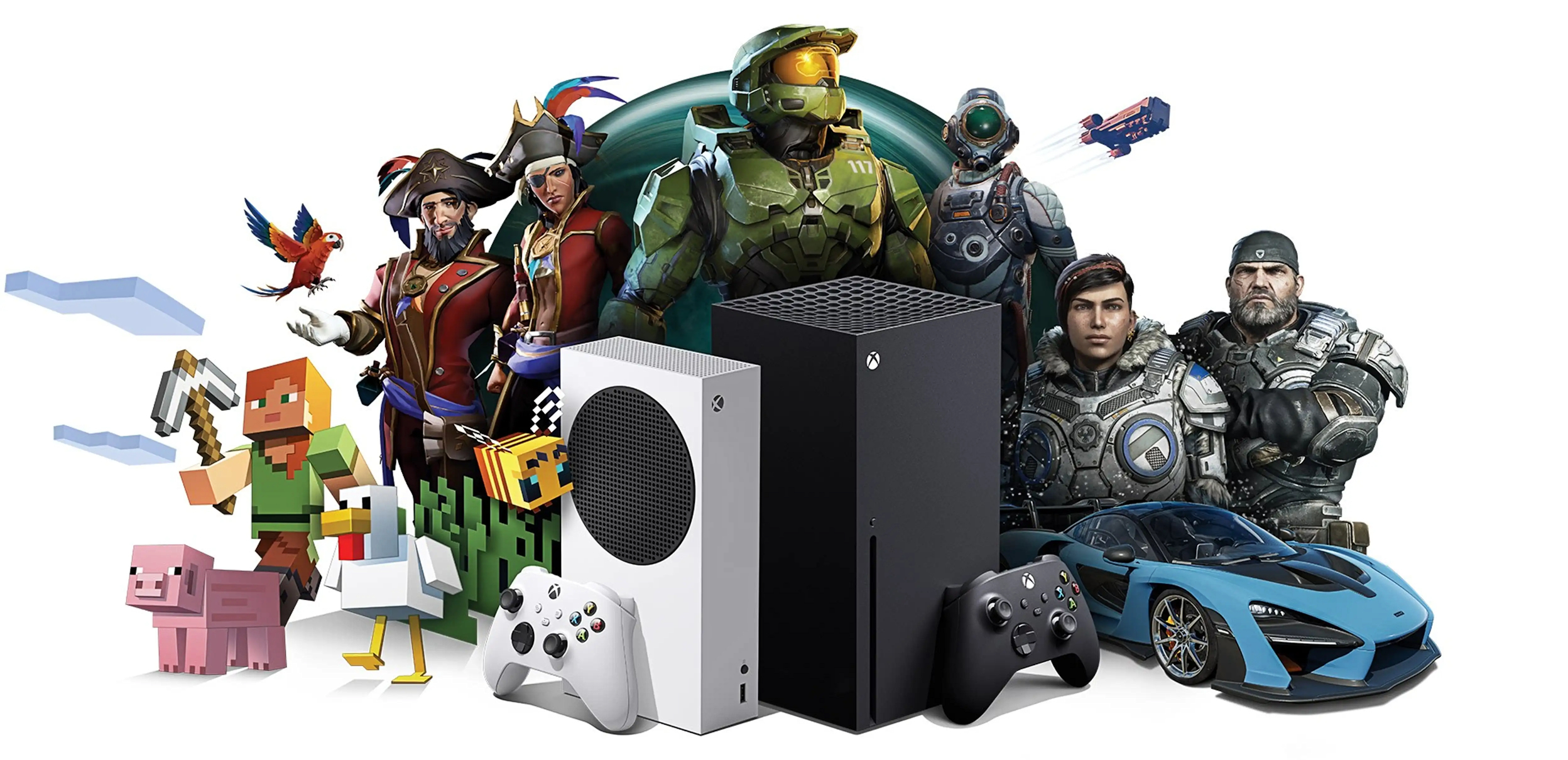 Xbox Game Studios arbetar på ny serie som ska få oss att tappa hakan
