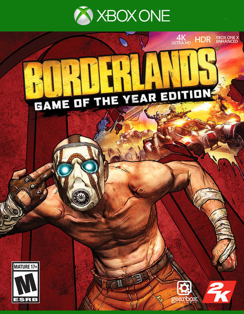 Spela Borderlands: Game of the Year Edition gratis denna helg med Xbox One