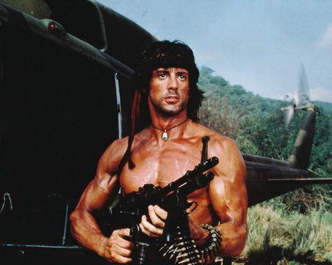 Nytt Rambo-spel kommer 2012