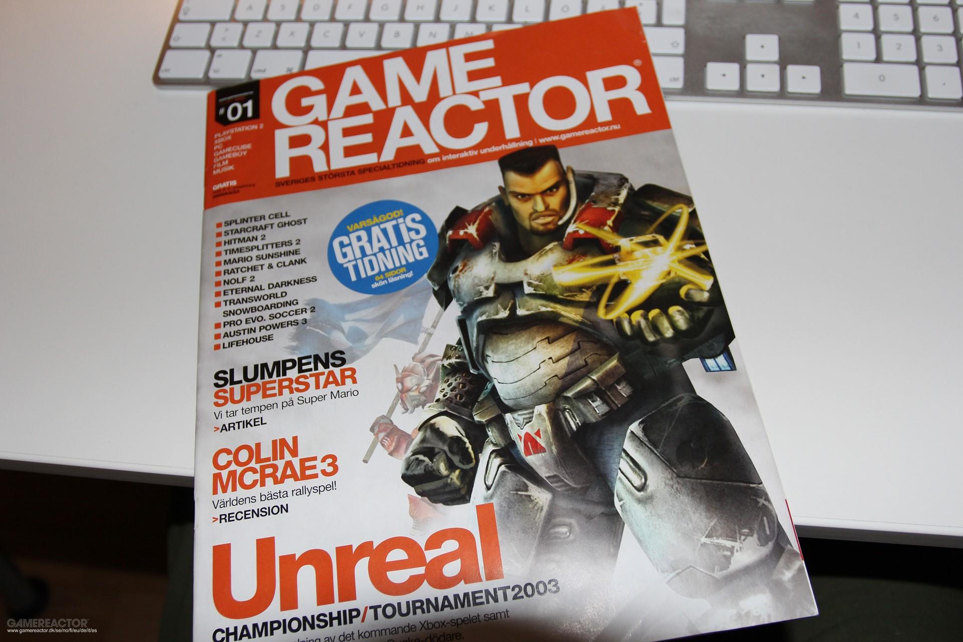 f53ddf7d6319 Från Playstation 2 till Xbox 360 - - Gamereactor